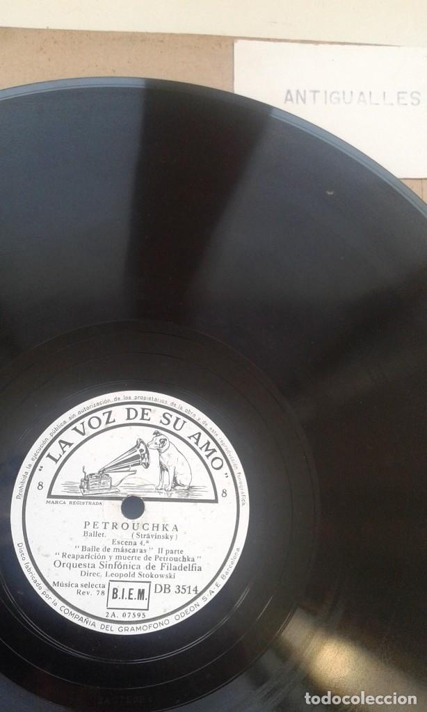 Discos de pizarra: LOTE 12 DISCOS PIZARRA 78RPM + ALBUM.LA VOZ DE SU AMO.GRAMOFONO - Foto 8 - 67670793