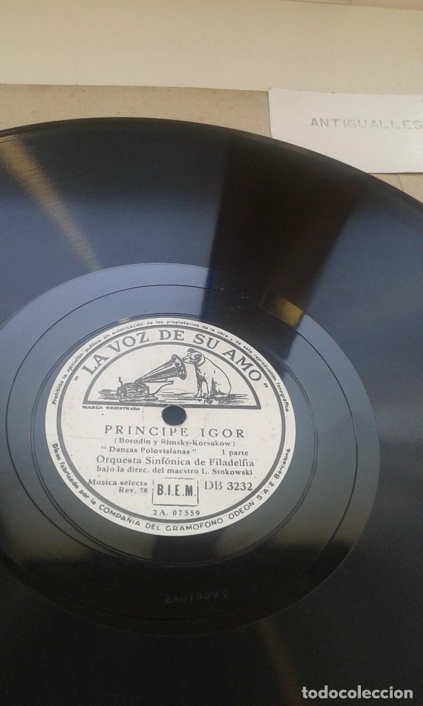 Discos de pizarra: LOTE 12 DISCOS PIZARRA 78RPM + ALBUM.LA VOZ DE SU AMO.GRAMOFONO - Foto 9 - 67670793