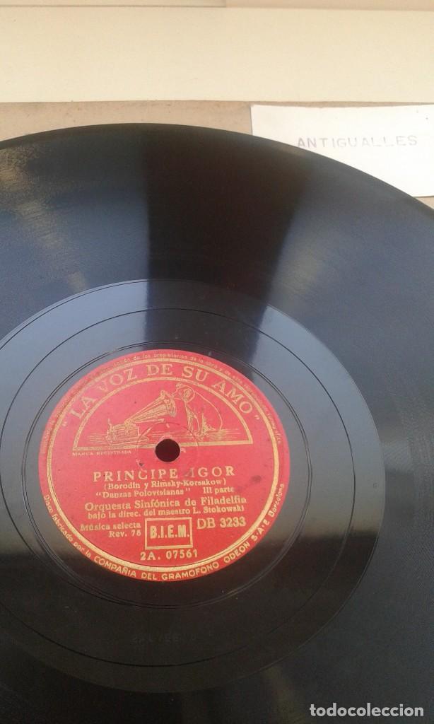 Discos de pizarra: LOTE 12 DISCOS PIZARRA 78RPM + ALBUM.LA VOZ DE SU AMO.GRAMOFONO - Foto 10 - 67670793