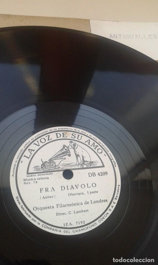 Discos de pizarra: LOTE 12 DISCOS PIZARRA 78RPM + ALBUM.LA VOZ DE SU AMO.GRAMOFONO - Foto 14 - 67670793