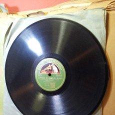 Discos de pizarra: ORQUESTA JACK HYLTON - LA POSADA DEL CABALLITO BLANCO - PIZARRA LA VOZ DE SU AMO - ESPAÑA - AE 4321. Lote 68573689