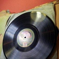 Discos de pizarra: TANGO--TRIO ARGENTINO--BARRIO REO Y MAÑANITAS DE MONTMARTRE --VOZ DE SU AMO. Lote 68576681
