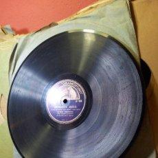 Discos de pizarra: IMPERIO ARGENTINA. CARIOCA (RUMBA) + ROMANZA RUSA (TANGO) . Lote 68579513