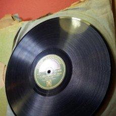 Discos de pizarra: JACK HILTON-FOXTROT-SI LA LUNA CAMBIARA COLOR Y MI BAILE --VOZ DE SU AMO AE 4496. Lote 68579945