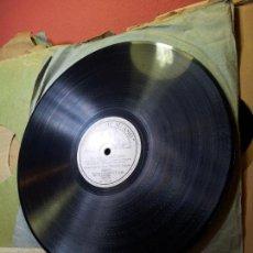 Discos de pizarra: JORGE NEGRETE--ESOS ALTOS DE JALISCO Y YO SOY MEXICANO--DE LA PELICULA PEÑON DE LAS ANIMAS-. Lote 68580745