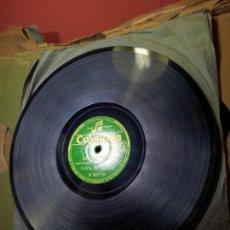 Discos de pizarra: COBLA BARCELONA SARDANA --LA CHULA Y EL CORACERO. Lote 68583929