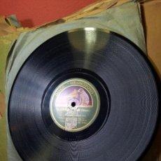 Discos de pizarra: CEÑIDOR DE DIANA...ORQUESTA DEMONS JAZZ. Lote 68585149