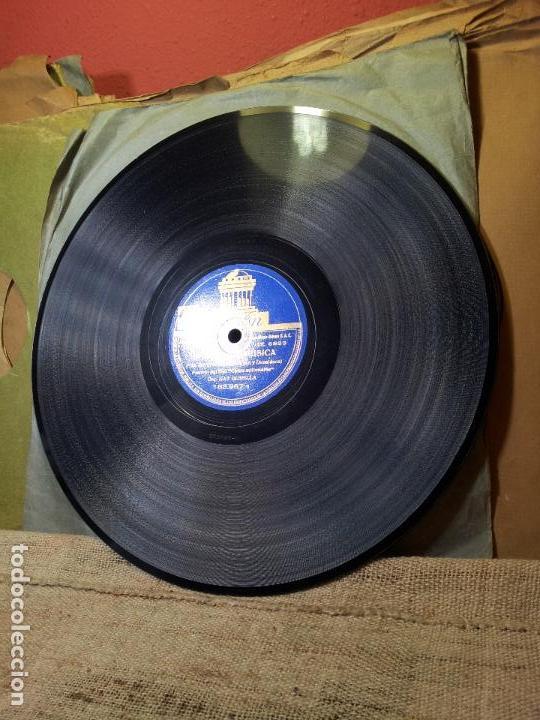 ORQUESTA GONELLA--EL RITMO ES NUESTRO TRABAJO Y FOXTROT PELICULA CHICO MILLONARIO..UN POCO DE MUSICA (Música - Discos - Pizarra - Bandas Sonoras y Actores )