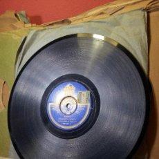 Discos de pizarra: PASODOBLE DON QUIJOTE Y CHOTIS AY RODOLFO...ODEON ORQUESTA. Lote 68594749