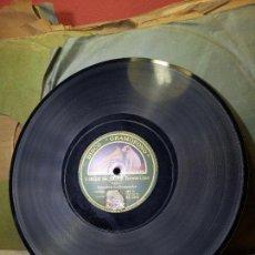 Discos de pizarra: TANGO---ORQUESTINA LA CUMPARSITA--MADROÑERAS Y MANTILLAS Y A ORILLAS DEL PLATA. Lote 68595589