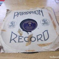 Discos de pizarra: MARCHE NUPTIALE, SCHERZO DU SONGE D´UNE NUIT D´ETÉ. MENDELSSOHN-BARTHOLDY, . Lote 69672581