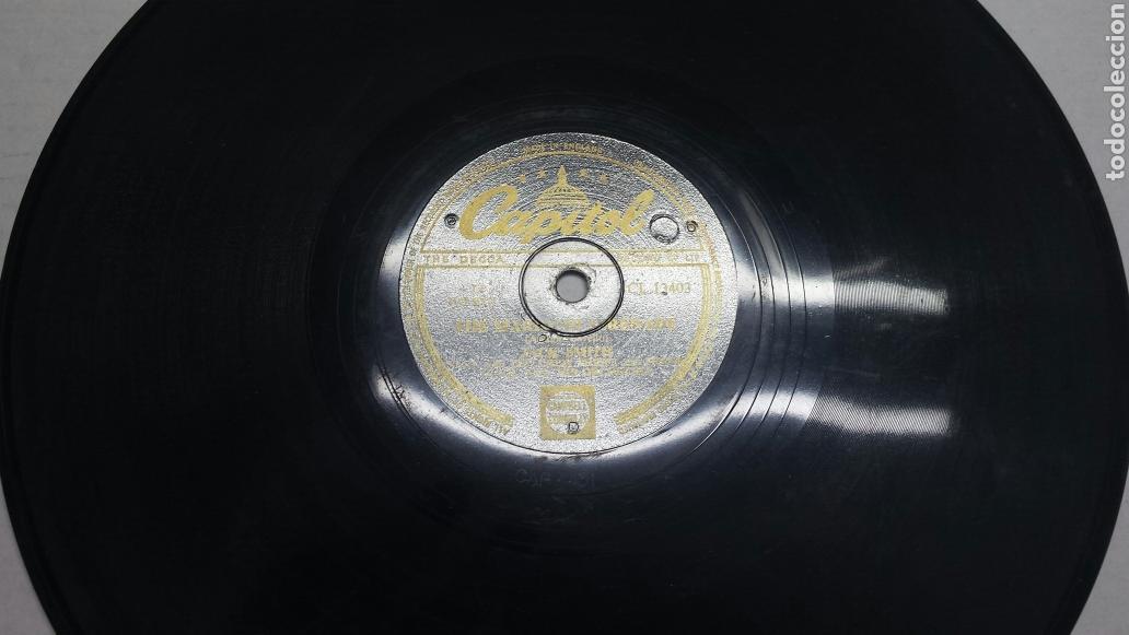 DISCO DE PIZARRA PARA GRAMOLA MARIACHI (Música - Discos - Pizarra - Otros estilos)