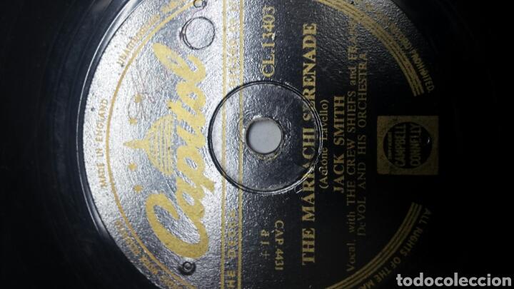 Discos de pizarra: Disco de Pizarra para Gramola Mariachi - Foto 2 - 70261018