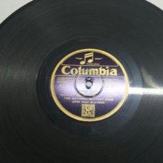 Discos de pizarra: DISCO DE PIZARRA PARA GRAMOLA MILITAR. Lote 70268213