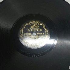 Discos de pizarra: DISCO DE PIZARRA PARA GRAMOLA DE HILO HAWAIIAN RARO. Lote 70268335