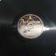 Discos de pizarra: DISCO DE PIZARRA PARA GRAMOLA DE GERALDO AND HIS ORCHESTA. Lote 70268362