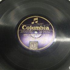 Discos de pizarra: DISCO DE PIZARRA PARA GRAMOLA DE SAVOY HAVANA BAND. Lote 70268397