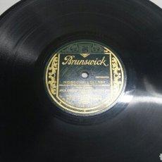 Discos de pizarra: DISCO DE PIZARRA PARA GRAMOLA DE JACK DENNY RARO. Lote 70268485