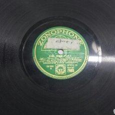 Discos de pizarra: DISCO DE PIZARRA PARA GRAMOLA DE PAUL JONES. Lote 70268861