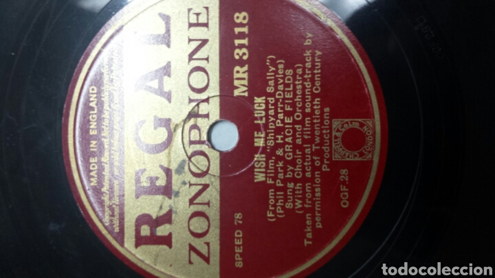 Discos de pizarra: Disco de Pizarra para Gramola de varios raro - Foto 2 - 70268893