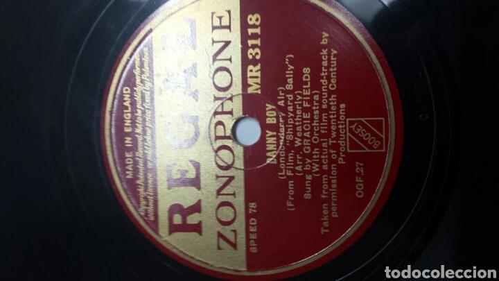 Discos de pizarra: Disco de Pizarra para Gramola de varios raro - Foto 3 - 70268893