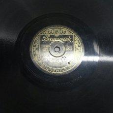 Discos de pizarra: DISCO DE PIZARRA PARA GRAMOLA DE BING CROSBY. Lote 70268962