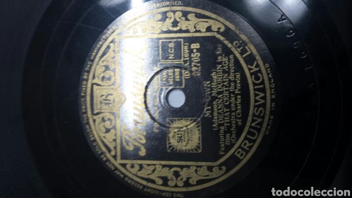 Discos de pizarra: Disco de Pizarra para Gramola de Maids of Cadiz raro - Foto 3 - 70269017