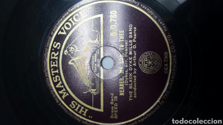 Discos de pizarra: Disco de Pizarra para Gramola de Black Dyke Mills - Foto 3 - 70269165