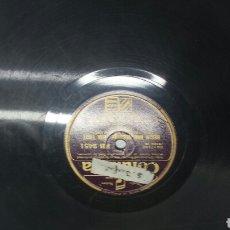 Discos de pizarra: DISCO DE PIZARRA PARA GRAMOLA DEL FILM BROADWAY. Lote 70269271