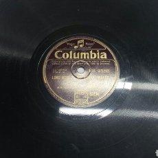Discos de pizarra: DISCO DE PIZARRA PARA GRAMOLA DE WALTZ . Lote 70269317