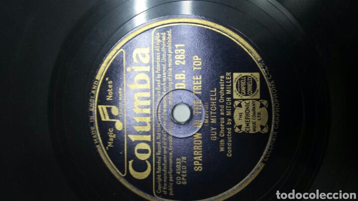 Discos de pizarra: Disco de Pizarra para Gramola de Guy Michell - Foto 3 - 70269386