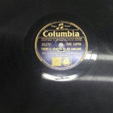 Discos de pizarra: DISCO DE PIZARRA PARA GRAMOLA DE RAYMOND NEWELL. Lote 70269439