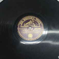 Discos de pizarra: DISCO DE PIZARRA PARA GRAMOLA DE CLINK,CLINK,ANOTHER DRINK RARO. Lote 70269495