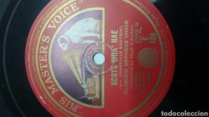 Discos de pizarra: Disco de Pizarra para Gramola Glasgow Orpheus - Foto 2 - 70269629