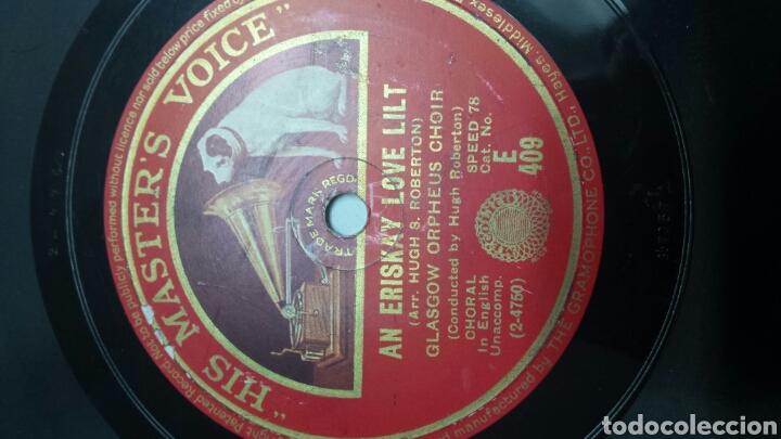 Discos de pizarra: Disco de Pizarra para Gramola Glasgow Orpheus - Foto 3 - 70269629