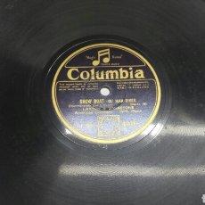 Discos de pizarra: DISCO DE PIZARRA PARA GRAMOLA DE LAYTON & JOHNSTONE. Lote 70270093