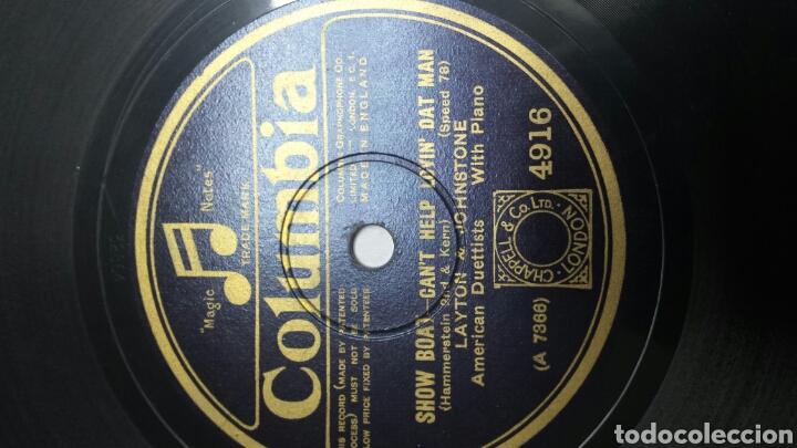 Discos de pizarra: Disco de Pizarra para Gramola de Layton & Johnstone - Foto 3 - 70270093