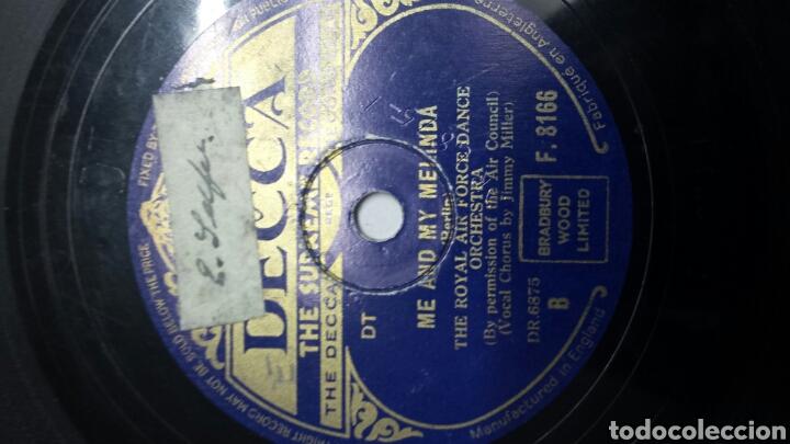 Discos de pizarra: Disco de Pizarra para Gramola Marcha Militar - Foto 2 - 70271202