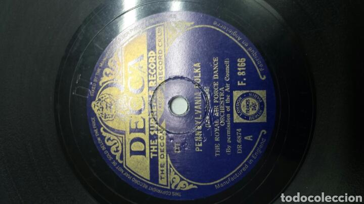 Discos de pizarra: Disco de Pizarra para Gramola Marcha Militar - Foto 3 - 70271202