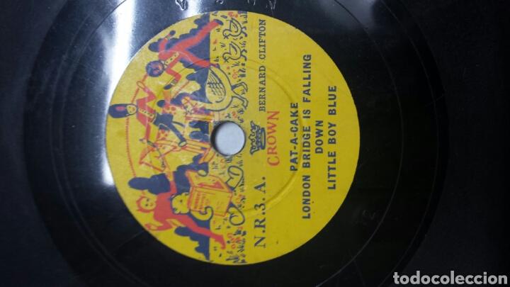 Discos de pizarra: Disco de Pizarra para Gramola tamaño raro - Foto 2 - 70272385