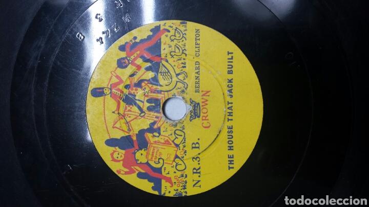 Discos de pizarra: Disco de Pizarra para Gramola tamaño raro - Foto 3 - 70272385