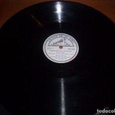 Discos de pizarra: DISCO DE PIZARRA DE MOZART, JASCHA HEIFETZ, DIR. JOHN BARBIROLLI. EDICION LA VOZ DE TU AMO. RARO.. Lote 70576933