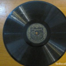 Discos de pizarra: DANNY KAYE - 'THE LITTLE FIDDLE' PARTES 1 Y 2 - SELLO BRUNSWICK 10''.. Lote 71858503