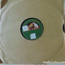 Discos de pizarra: ORQUESTA DEMON'S JAZZ - SANDUNGUERAS / BOLERO - DISCO DE PIZARRA 78 RPM. Lote 73517107