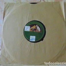 Discos de pizarra: BANDA HOTEL NACIONAL DE MADRID - OVACION Y VUELTA - DISCO PIZARRA 78 RPM. Lote 73517159