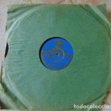 Discos de pizarra: LA CUMPARSITA / EL ENTRERRIANO - ORQUESTA FRANCISCO CANARO - DISCO ODEON PIZARRA 78 RPM. Lote 73517203