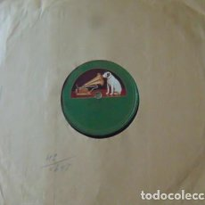 Shellac Records - MANUEL VALLEJO - TARANTAS / GRANADINAS - DISCO PIZARRA 78 RPM - 73517671