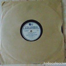 Discos de pizarra: MITCH MILLER Y SU ORQUESTA - MARCHA SOBRE EL RIO KWAI + 2 - DISCO PIZARRA 78 RPM. Lote 73517731