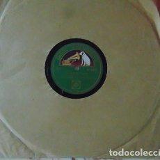 Discos de pizarra: ORQ. JAN GARBER / ORQ. EDDY DUCHIN TENTACIÓN - RARO DISCO PIZARRA 78 RPM. Lote 73517891