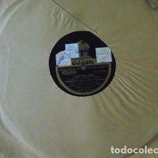 Discos de pizarra: LAS FALDAS - LAURA PINILLOS CONCHITA BALLESTER Y CASTRITO - DISCO PIZARRA. Lote 73519259